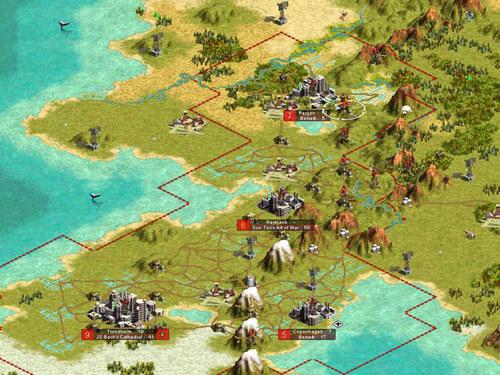 Sid Meier's Civilization III är ett av klassikerna som går att få tag på.