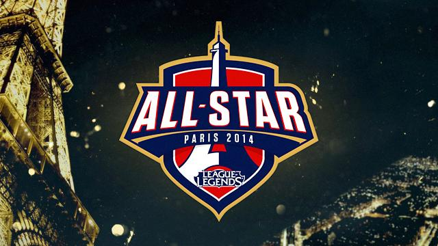 League of Legends All-star 14