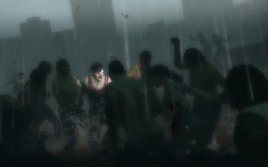 Zombiehord i Left 4 Dead 2