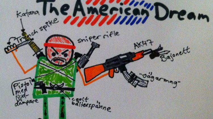 The American Dream på papper.