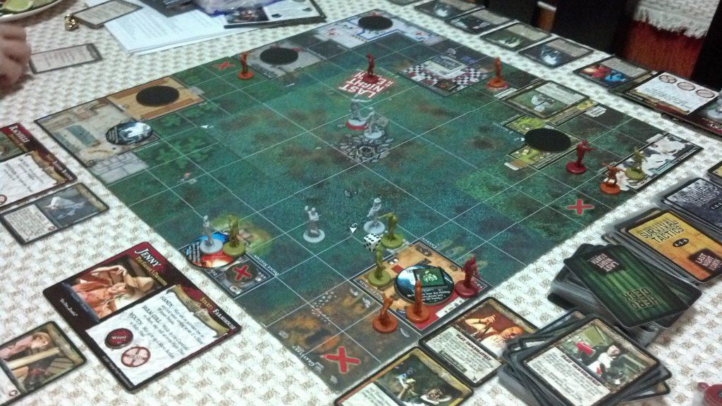 Zombiespelet Last Night on Earth är ett av fem zombiespel som David Rasmusson tipsar om.