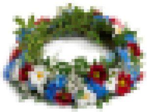 Pixelkrans