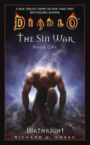 Diablo The Sin War. Del 1 av 3 i trilogin.