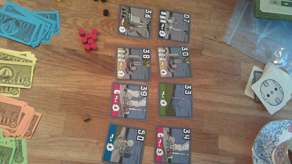 En bit in i spelet finns det alla möjliga sorters kraftverk.