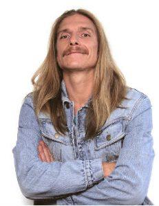 """Johan Karlgren, även känd som """"Pappas pärlor"""". Foto: pappasparlor.com"""