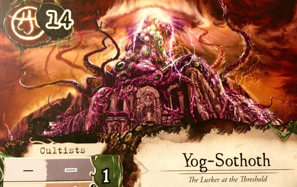 Ett av de monster som man kan välja att kämpa mot i spelet. Detta är ett av de enklare.