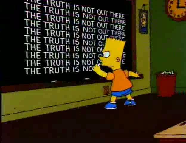 Från ett Simpsons-intro.