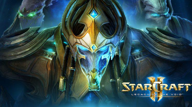 Starcraft 2 - Legacy Of The Void från Blizzard är ett av höstens hetaste spelsläpp.