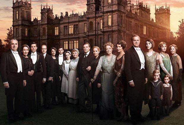 Ett farväl till dessa karaktärer i Downton Abbey