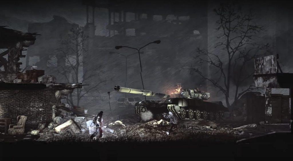 Gameplay saxad från trailern på youtube.