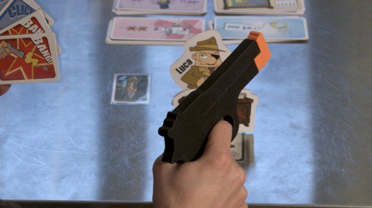 Spelbild från BGS