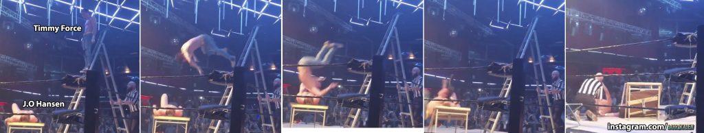 wrestling-stege