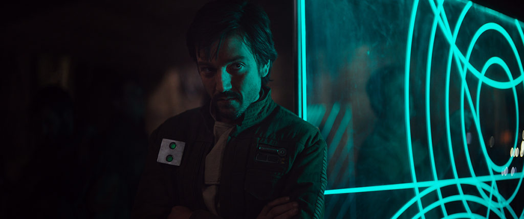 Rogue One: A Star Wars Story..(Diego Luna)..Ph: Film Frame..©Lucasfilm LFL