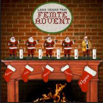 Framsidan till digitala julsläppet Femte advent.