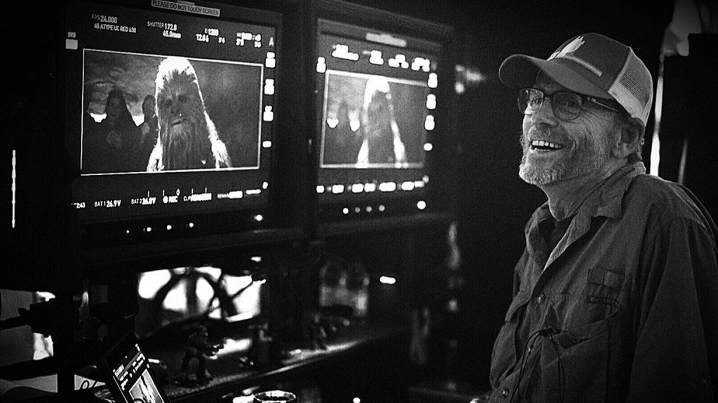Ron Howard. Foto: Starwars.com